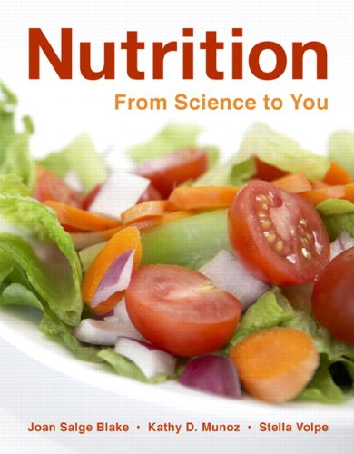 Nutrition: From Science to You 9780321513199