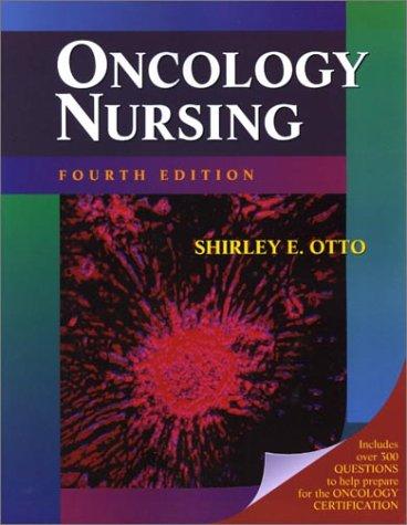 Oncology Nursing 9780323012171
