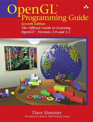OpenGL Programming Guide: The Official Guide to Learning OpenGL, Versions 3.0 and 3.1 9780321552624