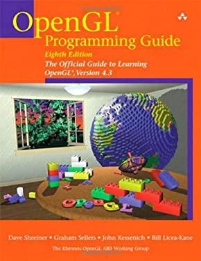 OpenGL Programming Guide: The Official Guide to Learning OpenGL, Versions 4.2 9780321773036