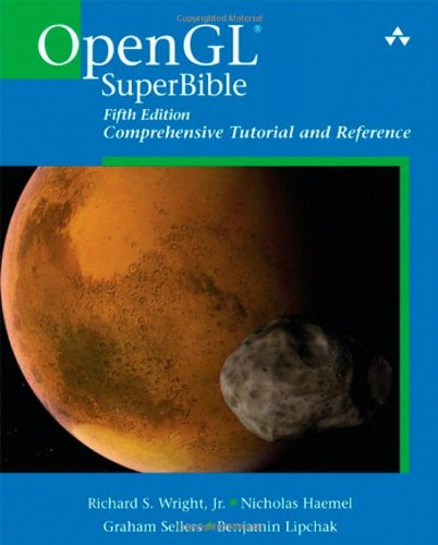OpenGL SuperBible: Comprehensive Tutorial and Reference 9780321712615
