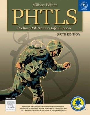 PHTLS: Prehospital Trauma Life Support [With DVD] 9780323039864
