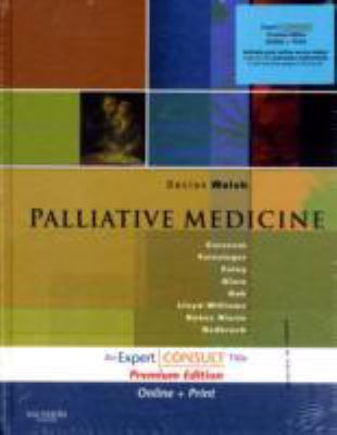 Palliative Medicine 9780323040211