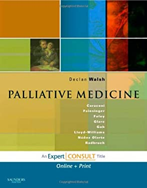 Palliative Medicine [With Access Code] 9780323056748