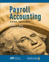 Payroll Accounting [With 2 CDROMs]