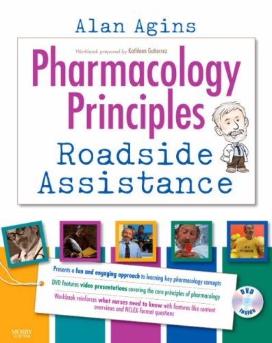Pharmacology Principles: Roadside Assistance [With DVD] 9780323044158
