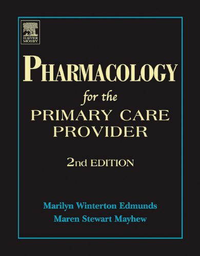 Pharmacology for the Primary Care Provider 9780323024037