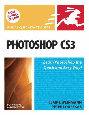Photoshop CS3 for Windows and Macintosh 9780321473790