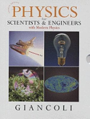 Physics for Scientists and Engineers with Modern Physics Boxed Set Volumes 1-3 9780321614964