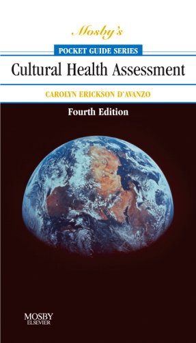 Pocket Guide to Cultural Health Assessment 9780323048347