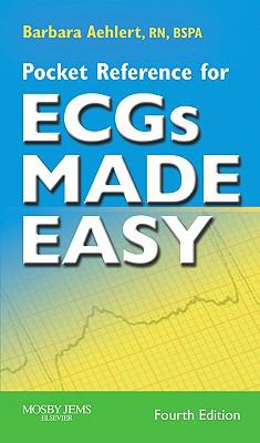 Pocket Reference for ECGs Made Easy 9780323069281