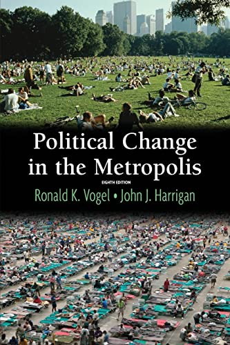 Political Change in the Metropolis 9780321202284