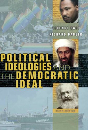 Political Ideologies and the Democratic Ideal 9780321390158