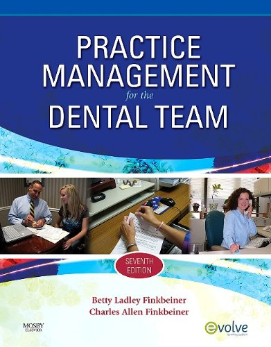 Practice Management for the Dental Team 9780323065368