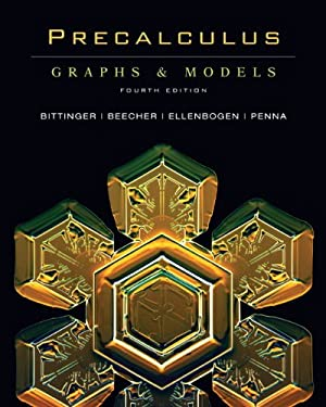 Precalculus: Graphs and Models 9780321525345