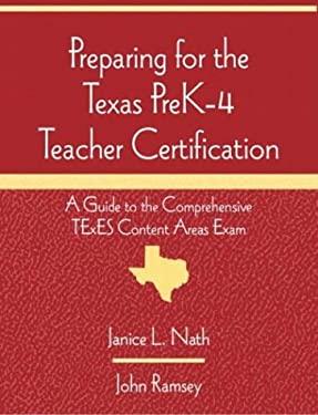 Preparing for the Texas Prek-4 Teacher Certification