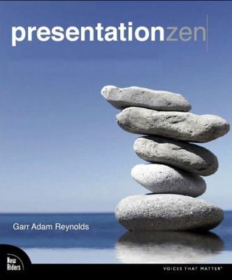 Presentation Zen: Simple Ideas on Presentation Design and Delivery 9780321525659