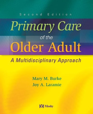 Primary Care of the Older Adult 9780323023955