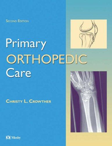 Primary Orthopedic Care 9780323023658