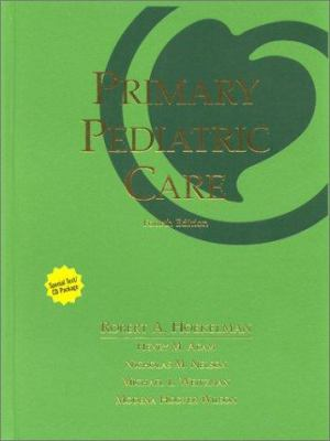 Primary Pediatric Care Textbook & CD-ROM Package [With CDROM] 9780323008297