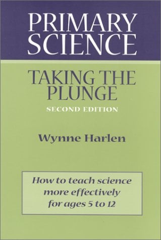 Primary Science: Taking the Plunge 9780325003863