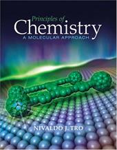 Principles of Chemistry: A Molecular Approach 1013488
