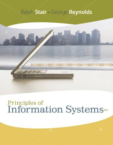 Principles of Information Systems: A Managerial Approach [With Access Code] 9780324665284