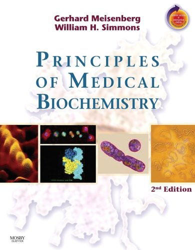Principles of Medical Biochemistry: With Student Consult Online Access [With CDROM/Student Consult Access] 9780323029421