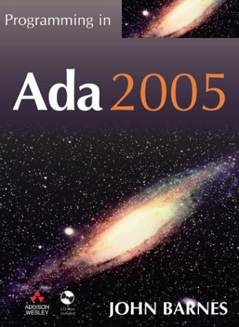Programming in ADA 2005 [With CD-ROM] 9780321340788