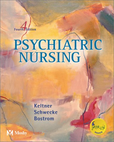 Psychiatric Nursing 9780323017398