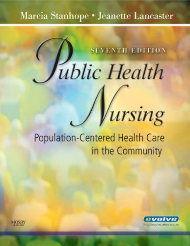 Public Health Nursing: Population-Centered Health Care in the Community 9780323045407