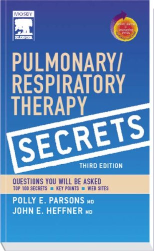 Pulmonary/Respiratory Therapy Secrets 9780323035866