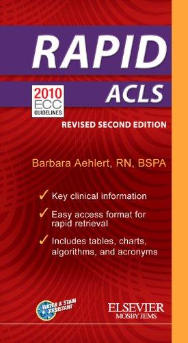 Rapid ACLS 9780323083201
