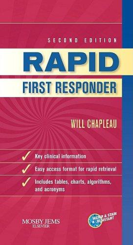 Rapid First Responder 9780323056168