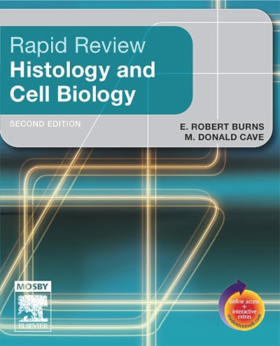 Rapid Review Histology and Cell Biology [With Online Access] 9780323044257