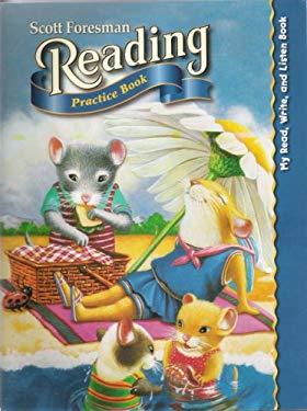 Reading 2004 Practice Book Grade 1.1 9780328040421