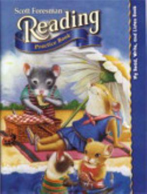 Reading 2004 Practice Book Grade K 9780328040414