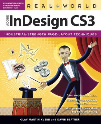 Real World Adobe InDesign CS3 9780321491701