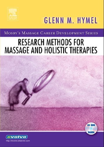 Research Methods for Massage and Holistic Therapies 9780323032926