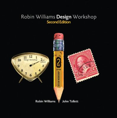 Robin Williams Design Workshop 9780321441768