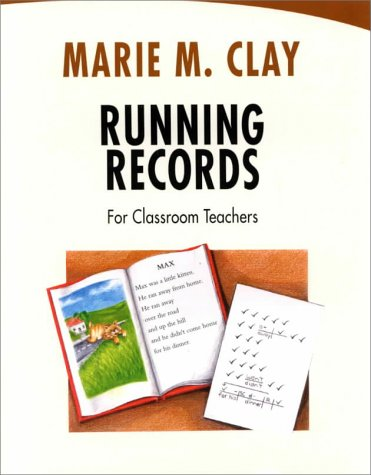 Running Records for Classroom Teachers 9780325002996