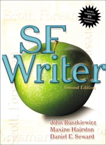 SF Writer: APA Update - 2nd Edition