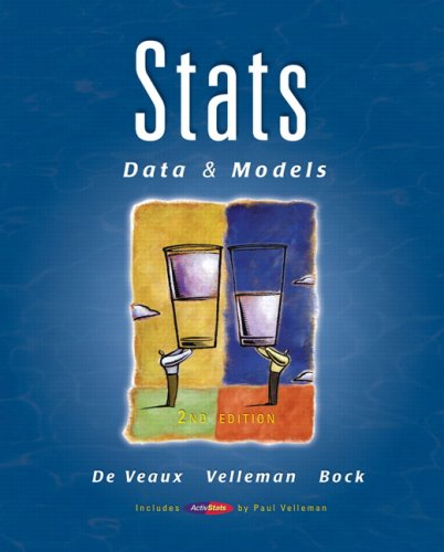STATS: Data and Models 9780321433794