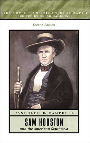 Sam Houston and the American Southwest 9780321091390