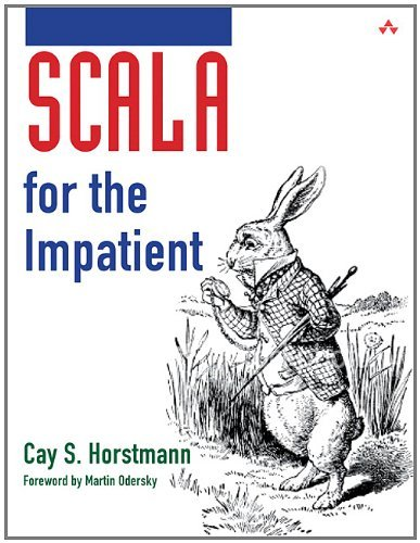 Scala for the Impatient 9780321774095
