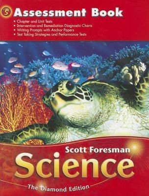 Science 2008 Assessment Book Grade 5 9780328333967
