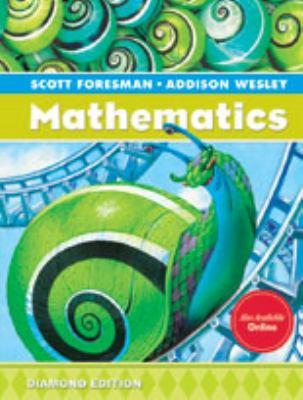 Scott Foresman Addison Wesley Math 2008 Student Edition (Hardcover) Grade 5 9780328263684