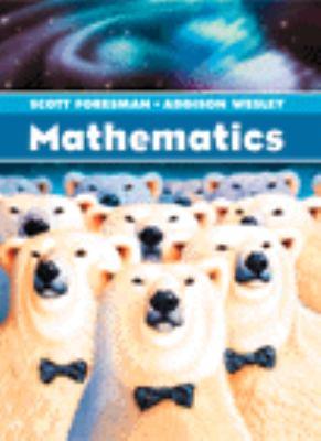 Scott Foresman Math 2004 Pupil Edition Grade 6
