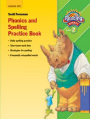 Reading 2007 Spelling Practice Book Grade 2 9780328146475