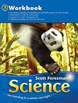 Science 2006 Workbook Grade 4 9780328126132